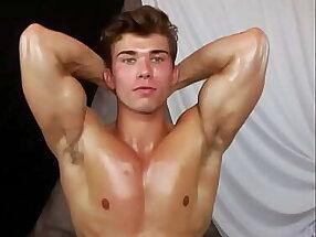 GreekDemiGod / MrJackedSteel Oil Cam Show
