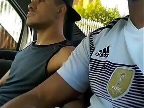 No Uber com amigo
