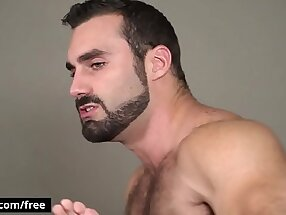 Sexy Dude Leon Lewis Gets His Ass Barebacked Hard By Jaxton Wheeler - BROMO