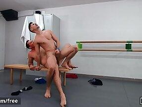 (Lukas Daken) Drilled Raw Hard By (Pierce Paris) Thick Hard Cock - Men.com