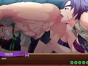 Yoichi Route 3- Cave Sex Scene (Camp Buddy)